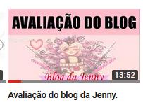 Blog da Jenny