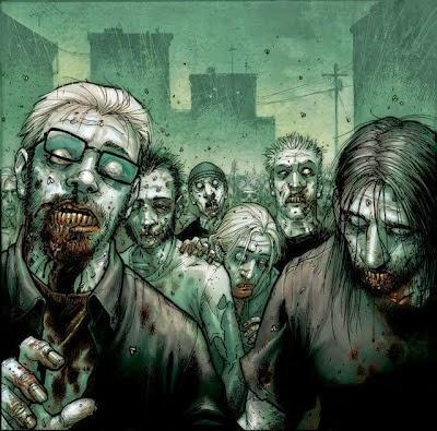 Resultado de imagen de reseña libro  mi ex y otros zombies