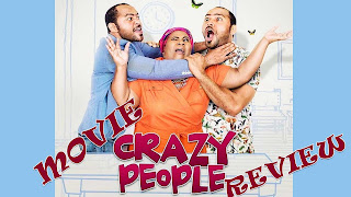 Movie Review: Crazy People.