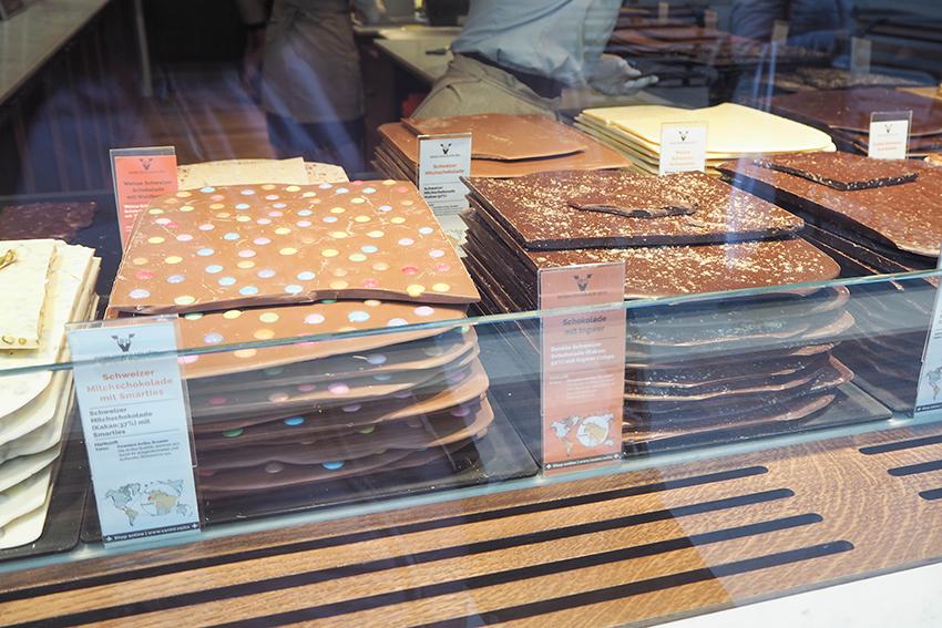 Schokomarathon Süßigkeiten
