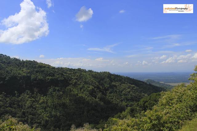 pegunungan menoreh