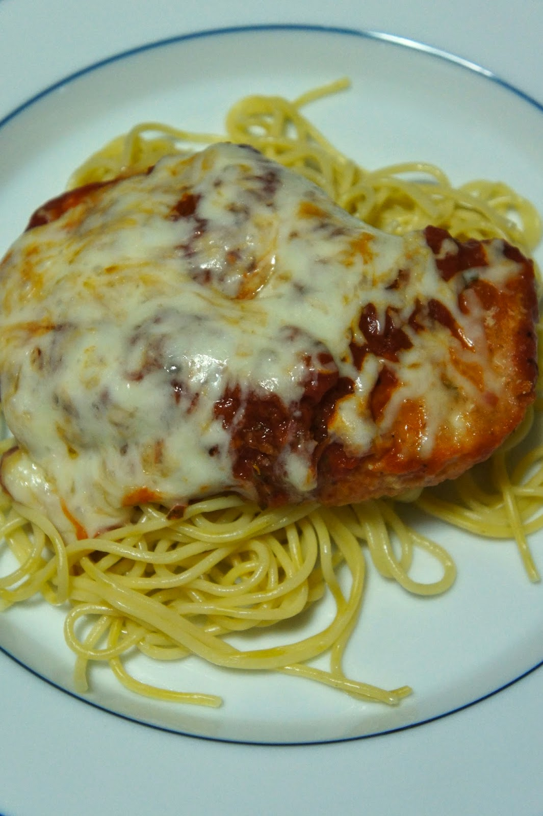 Baked Chicken Parmesan: Savory Sweet and Satisfying