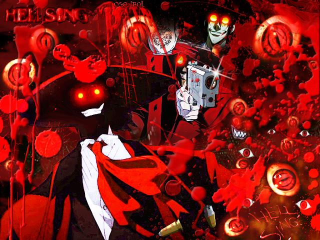 Hellsing Ultimate (10/10) (100MB) (HDL) (Sub Español) (Mega)