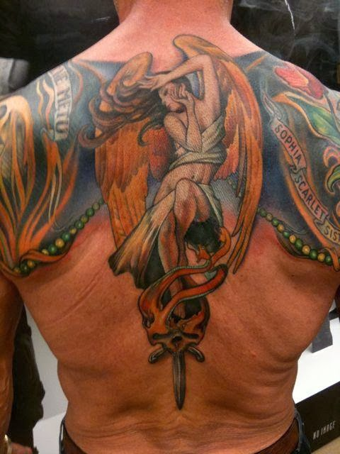 Real Tattoo: Tattooz Designs: Sylvester Stallone Tattoos Real