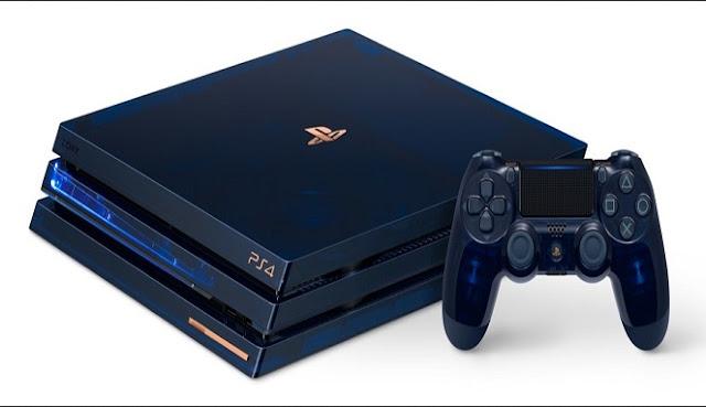 Sony Merilis PS4 Pro Edisi Terbatas untuk Para Fans telah Mendukung lebih dari 24 Tahun