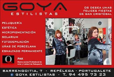 Goya Estilistas
