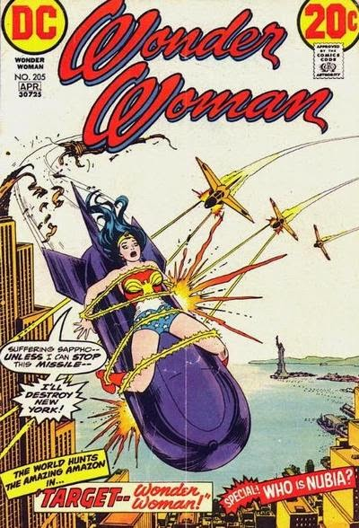 Wonder Woman #205, Dr Domino