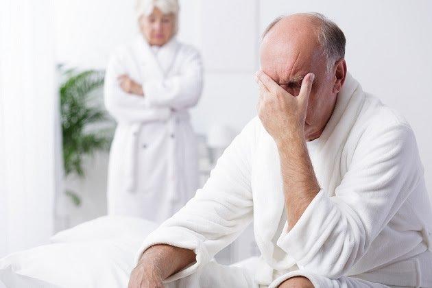 menopausia masculina a que edad