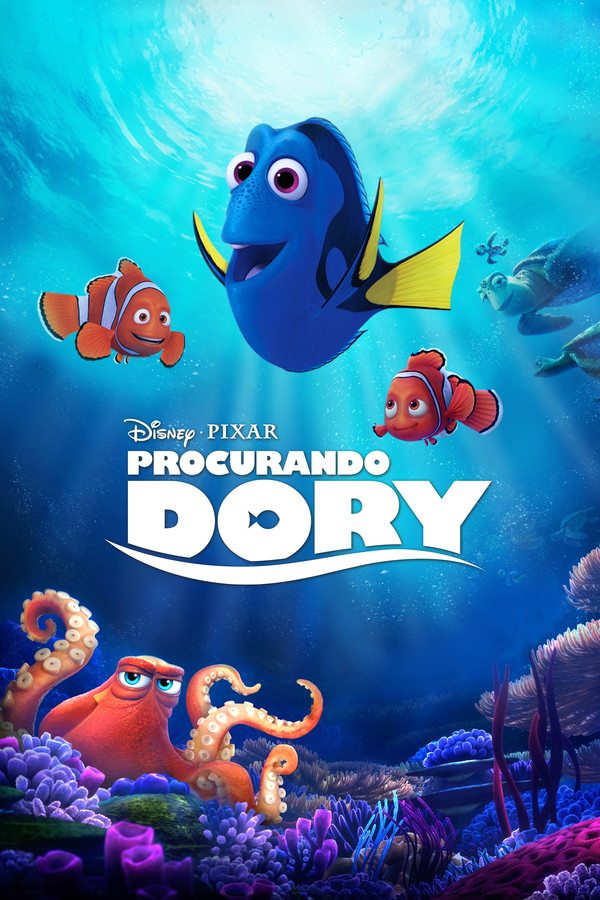 Procurando Dory [Dual Audio] BDRip XviD