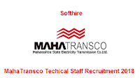 MahaTransco Techical Staff Recruitment