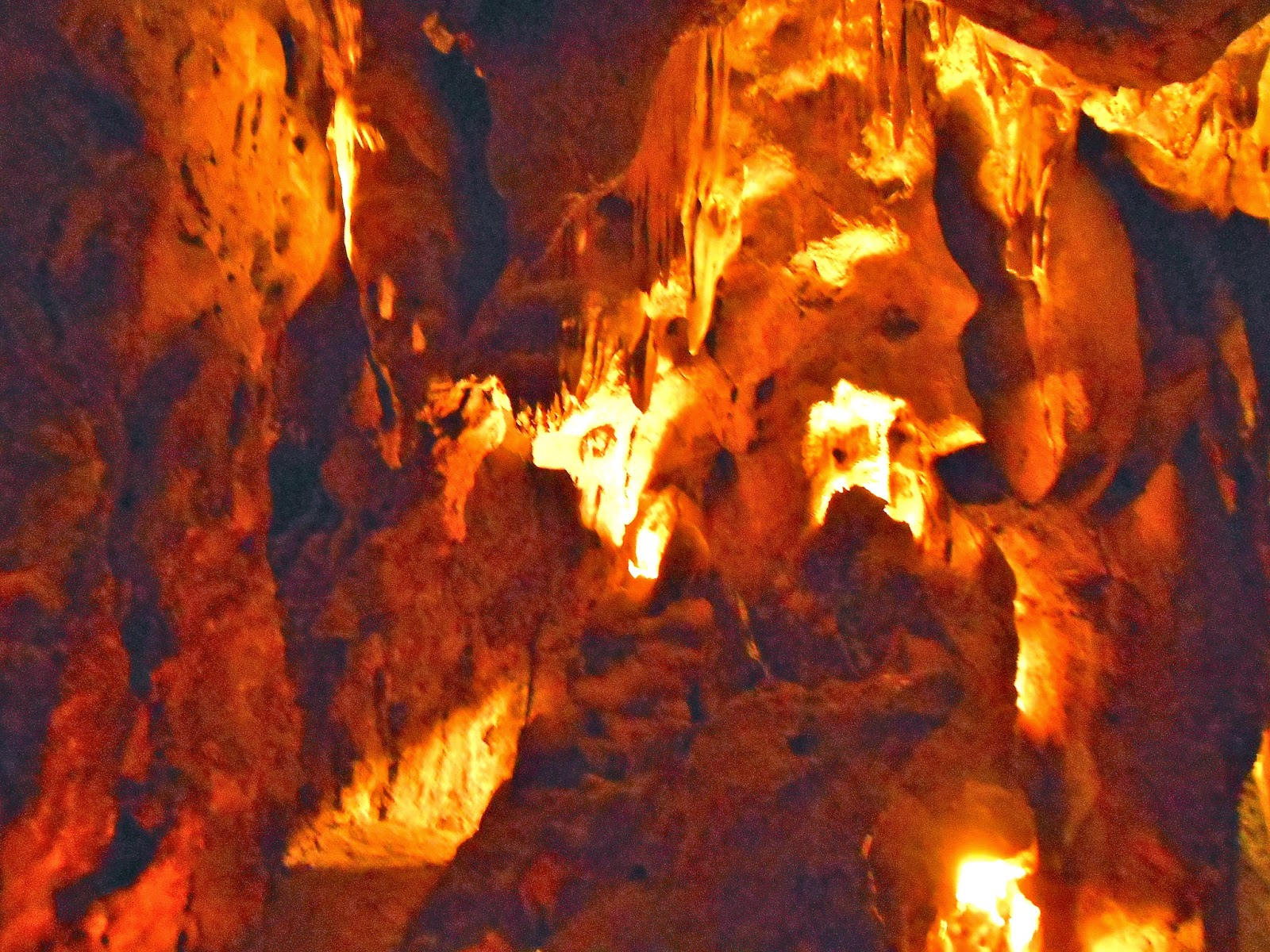 colossal cave mountain park tours tucson arizona