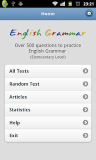 Practice English Grammar 2, aplikasi android, aplikasi bahasa inggris, english apps