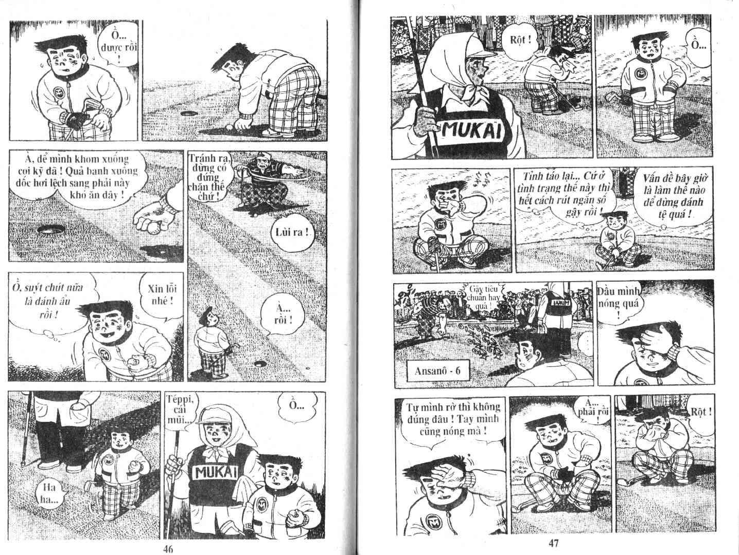 Ashita Tenki ni Naare chapter 41 trang 22