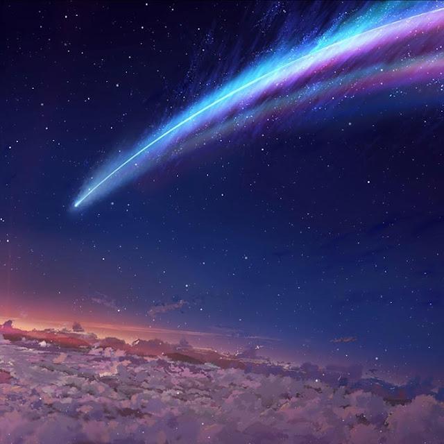 Tiamet Comet Wallpaper Engine