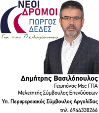 ΔΗΜΗΤΡΗΣ ΒΑΣΙΛΟΠΟΥΛΟΣ