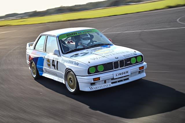 P90237140 highRes 30 χρόνια με BMW M3 – η ιστορία ενός εμβληματικού μοντέλου (Photos)