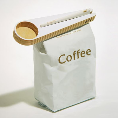 Cool Gifts For Coffee Enthusiasts - Coffee Scoop and Bag Closer (15) 5