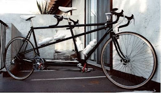 The Limo, tandem bicycle