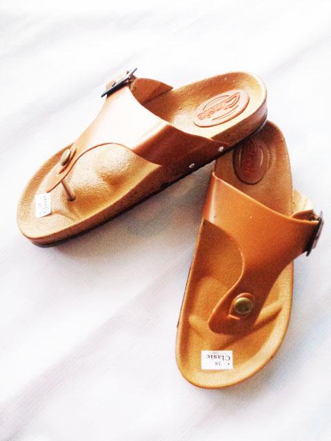Sandal Classic Carvil coklat