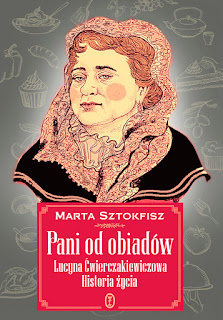 Marta Sztokfisz. Pani od obiadów.
