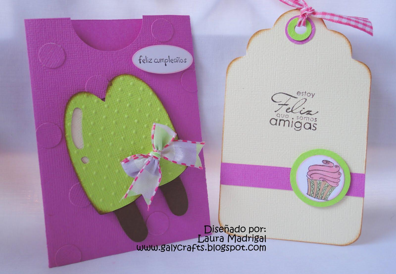 Tarjetas Boutique Galy Crafts Ideas Para Tarjeta De Cumpleanos Y - Ideas-para-tarjetas-de-cumpleaos