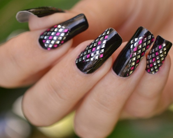 Fancy acrylic nail design for women 2016 nail designs 2 die for fancy acrylic nail design for women 2016 prinsesfo Image collections