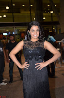 Wamiqa Gabbi in a sleeveless Black Designer Transparent Gown at 64th Jio Filmfare Awards South ~  Exclusive 070.JPG
