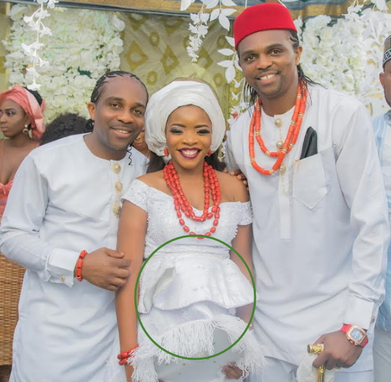 laura ikeji rushed into wedding