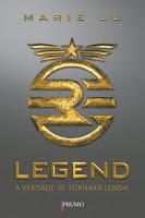 Resenha, Legend, Marie Lu