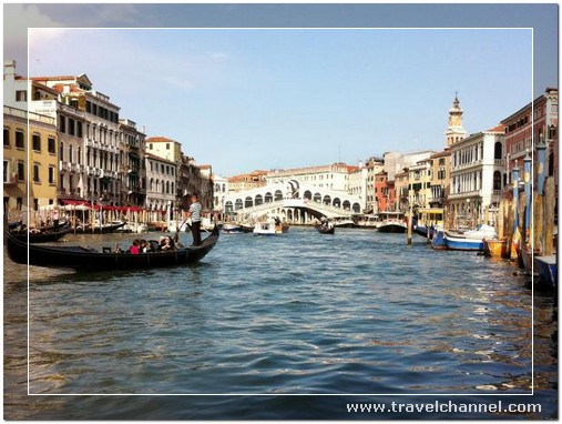 Venice, Italy - 10 Amazing Best Place to Travel and Escape World
