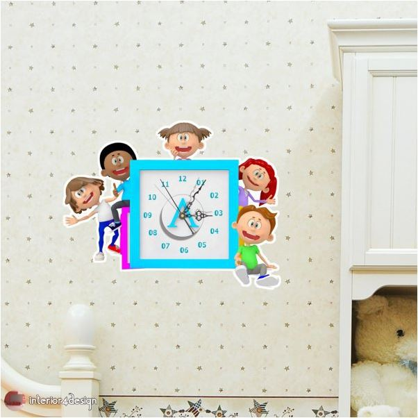 Wall Clocks For Kids Rooms 20