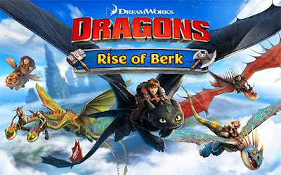 Dragons: Rise of Berk Mod Apk Download (Unlimited Money)
