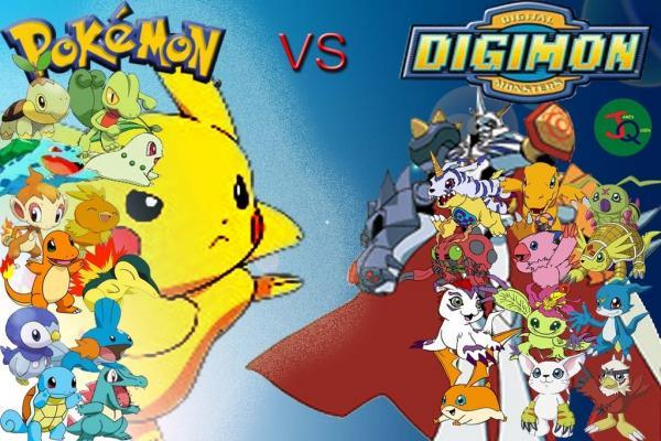 Digimon… An Underrated Franchise – Greasyjoystick