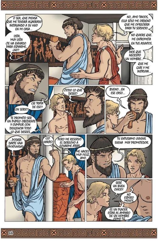 peliculas eroticas gay comics xxx en español