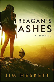 Reagan's Ashes - a mystery by Jim Heskett