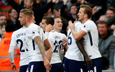 Highlight Tottenham 4-1 Liverpool, 22 Oktober 2017