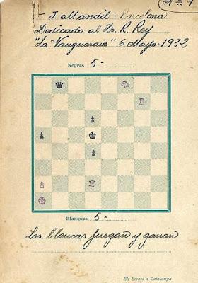 Estudio de José Mandil Pujado, Nº 1, 1932