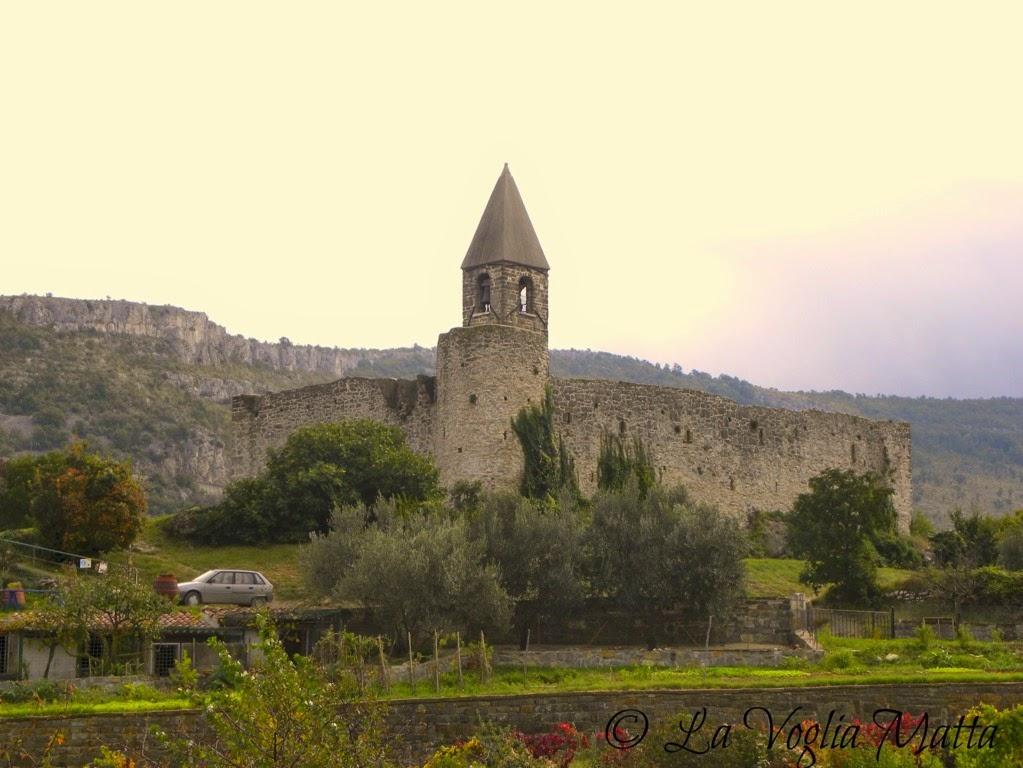Hrastovlje Slovenia chiesa della SS Trinità