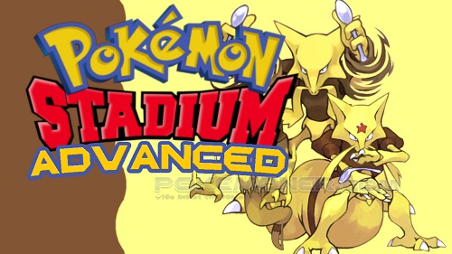 Pokemon Stadium Advanced