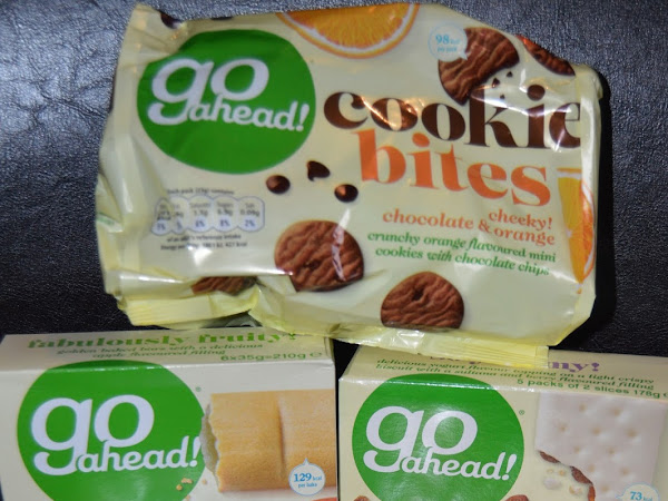 Go Ahead Snacks Review #SnackSmart