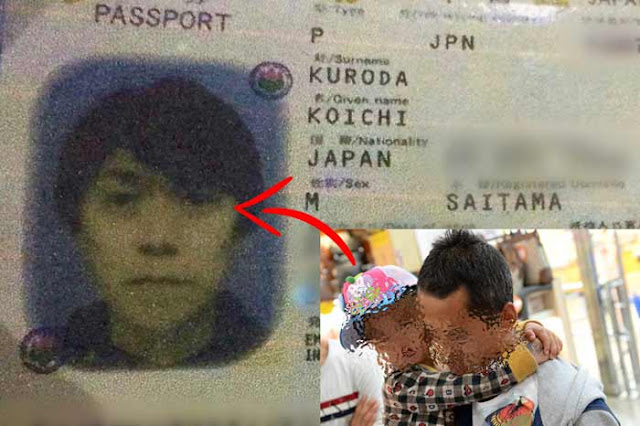 This Arrogant And Rich Japanese Airline Passenger Was Arrested For Hitting A Child At NAIA!