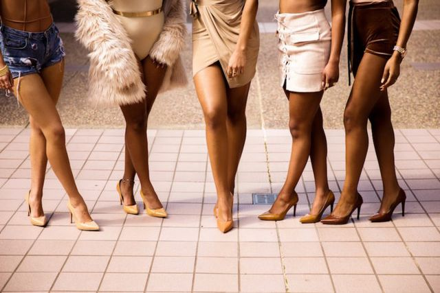 73a3cec25844 Nude Shoes for Brown Skin