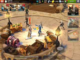 Download Dungeon Hunter 5 MOD APK 2.1 0