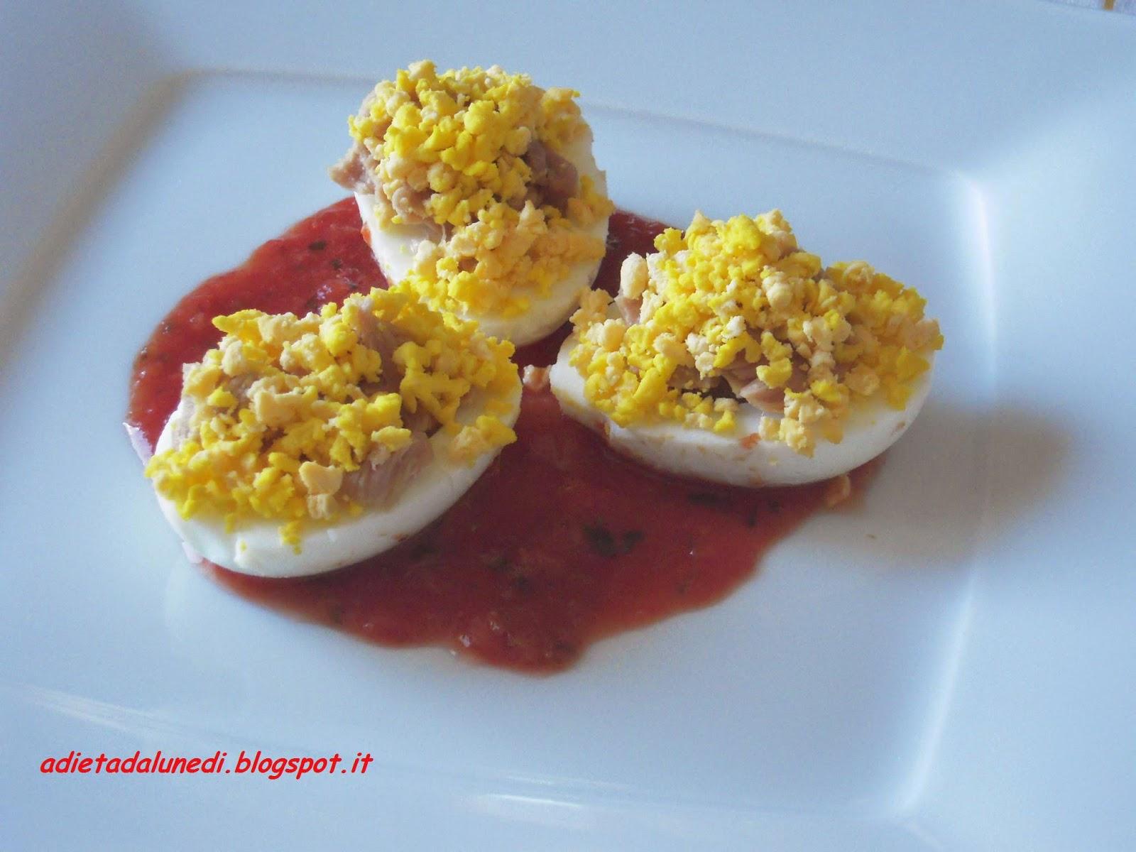 testimonianze sulla dieta di uova sode