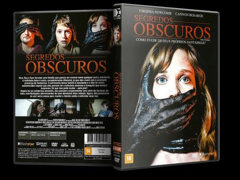 Capa DVD Segredos Obscuros