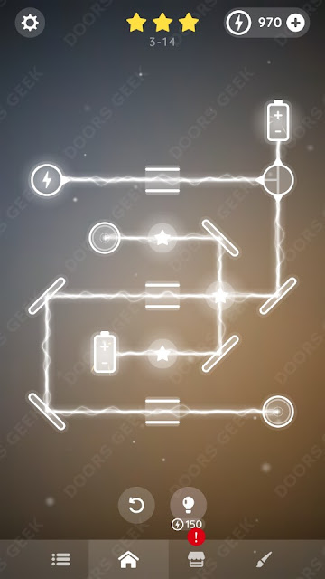 Laser Overload [Intermediate] Level 3-14 Solution, Walkthrough, Cheats