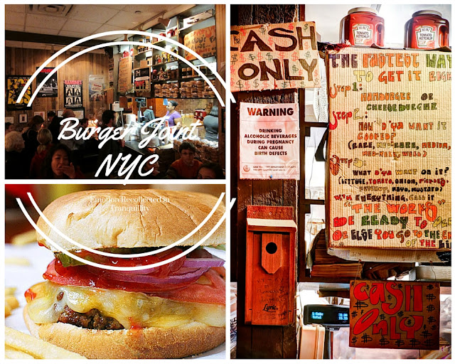 Dove mangiare hamburger a New York