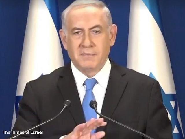 Israeli lawmaker to Benjamin Netanyahu
