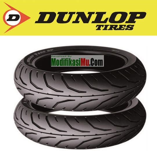 Daftar Harga Ban Motor Dunlop Sportmax, Tubeles Dan Racing Terbaru Untuk Motor Matik Sport dan Sehari Hari