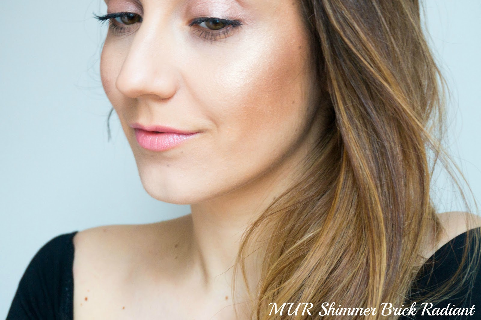 Makeup Revolution Shimmer Brick Radiant